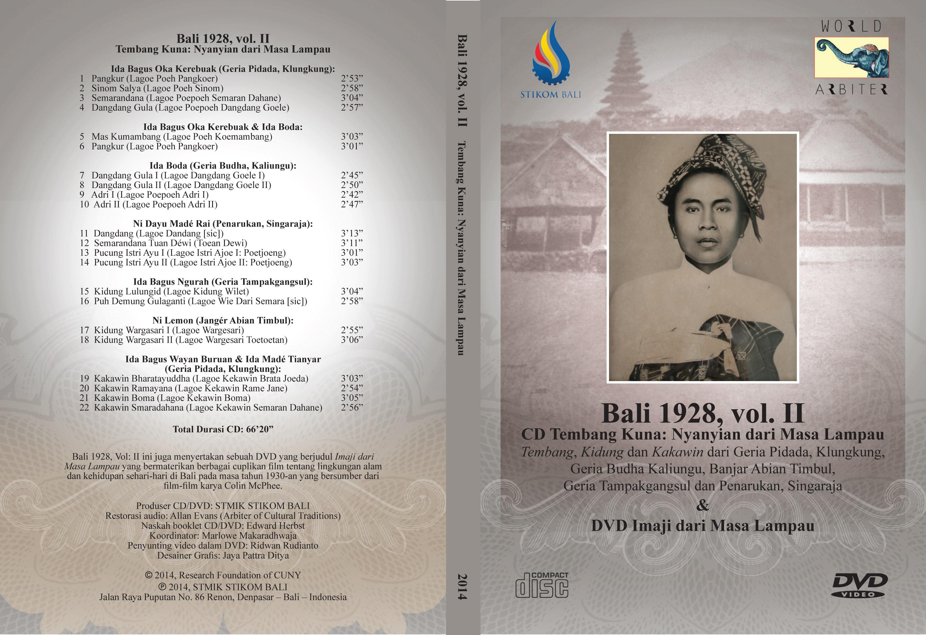 Bali-1928-Vol-II