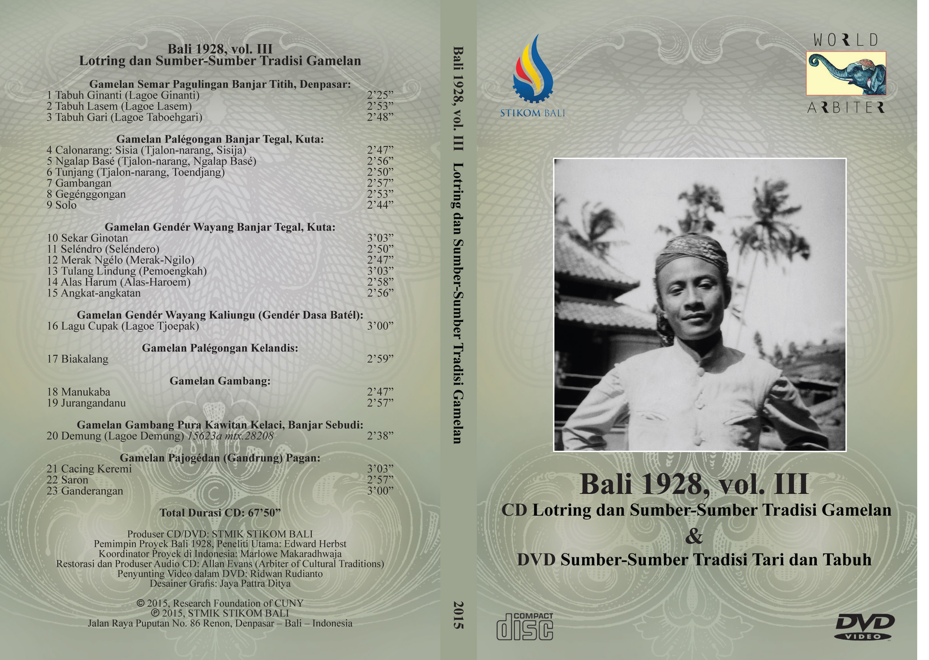 Bali-1928-Vol-III
